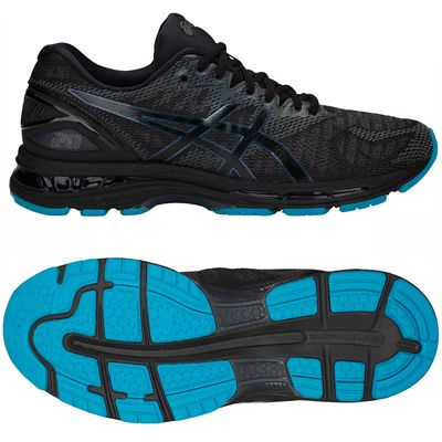 Asics Gel-Nimbus 20 Lite-Show Mens Running Shoes