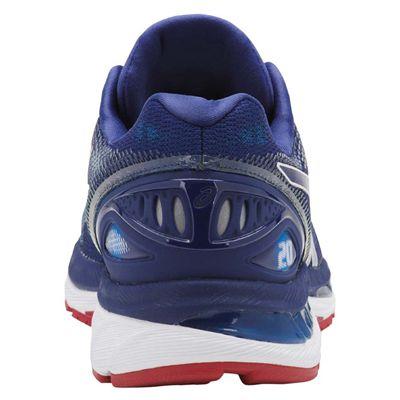Asics Gel-Nimbus 20 Mens Running Shoes AW18 - Back