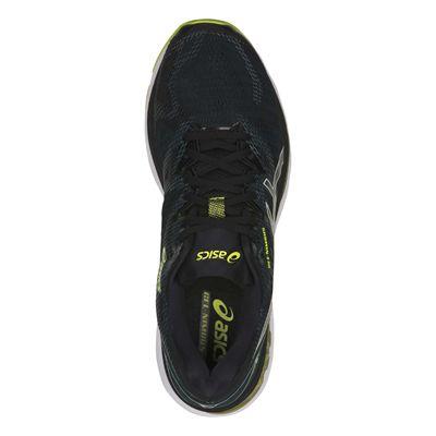 Asics Gel-Nimbus 20 Mens Running Shoes AW18 - Black - Above
