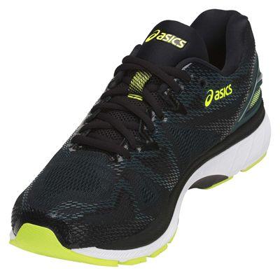 Asics Gel-Nimbus 20 Mens Running Shoes AW18 - Black - Angled