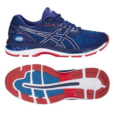 Asics Gel-Nimbus 20 Mens Running Shoes AW18