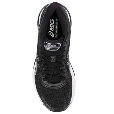 Asics Gel-Nimbus 21 Ladies Running Shoes - Above