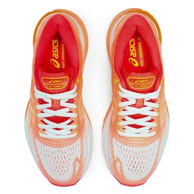 Asics Gel-Nimbus 21 Ladies Running Shoes AW19 - Above