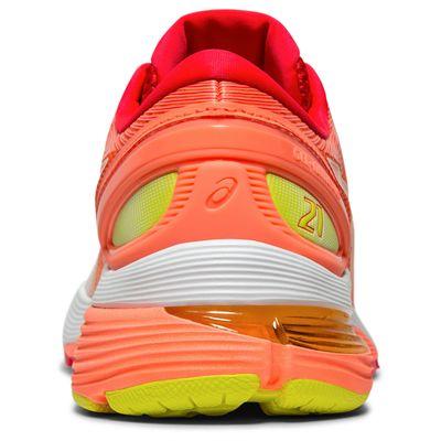 Asics Gel-Nimbus 21 Ladies Running Shoes AW19 - Back