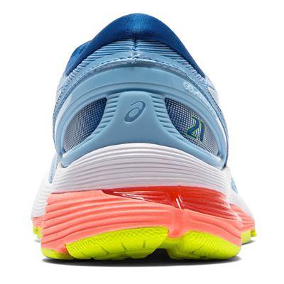 Asics Gel-Nimbus 21 Ladies Running Shoes AW19 - Blue - Back