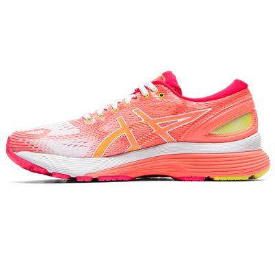Asics Gel-Nimbus 21 Ladies Running Shoes AW19 - Side