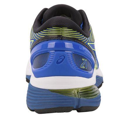 Asics Gel-Nimbus 21 Mens Running Shoes - Blue - Back