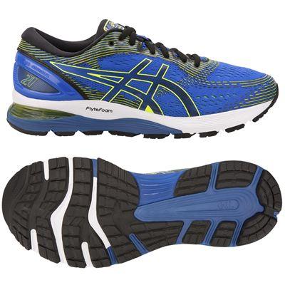 5eea07bc997 Asics Gel-Nimbus 21 Mens Running Shoes SS19