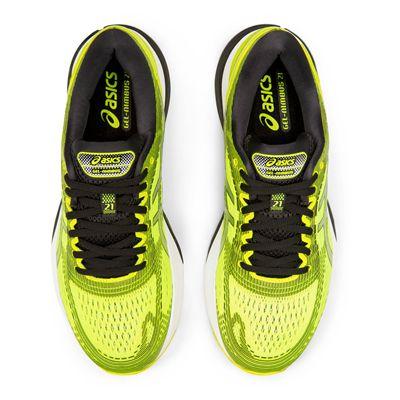 Asics Gel-Nimbus 21 Mens Running Shoes AW19 - Above