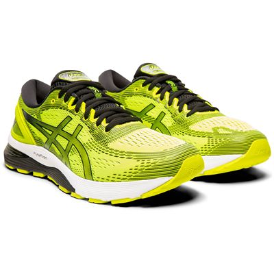 Asics Gel-Nimbus 21 Mens Running Shoes AW19 - Slant