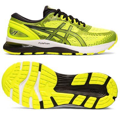 Asics Gel-Nimbus 21 Mens Running Shoes AW19