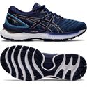 Asics Gel-Nimbus 22 Ladies Running Shoes - Navy