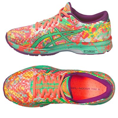 Asics Gel-Noosa Tri 11 Ladies Running Shoes Alternative View