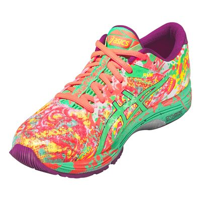 Asics Gel-Noosa Tri 11 Ladies Running Shoes Angle View