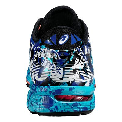 Asics Gel-Noosa Tri 11 Mens Running Shoes Back View