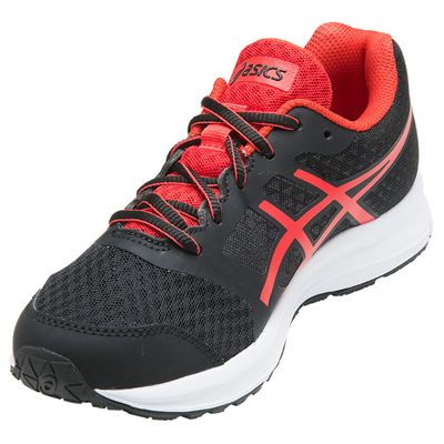 Asics Gel-Patriot 9 GS Boys Running Shoes - Angled