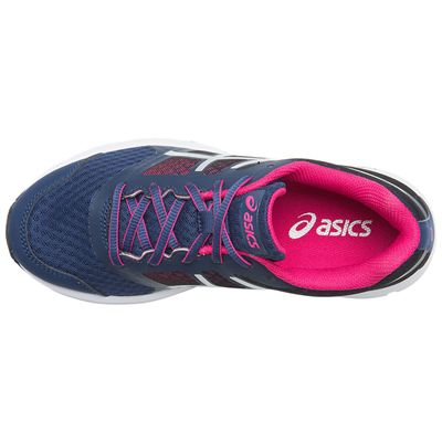 Asics Gel-Patriot 9 GS Girls Running Shoes  - Above