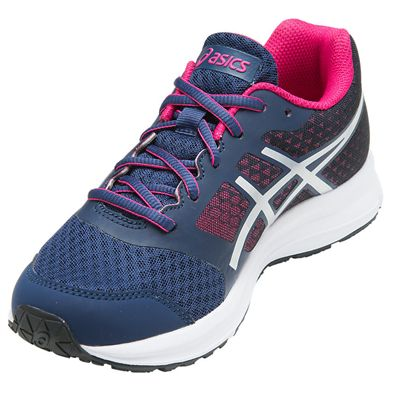Asics Gel-Patriot 9 GS Girls Running Shoes - Angled2