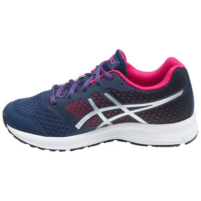 Asics Gel-Patriot 9 GS Girls Running Shoes  - Side