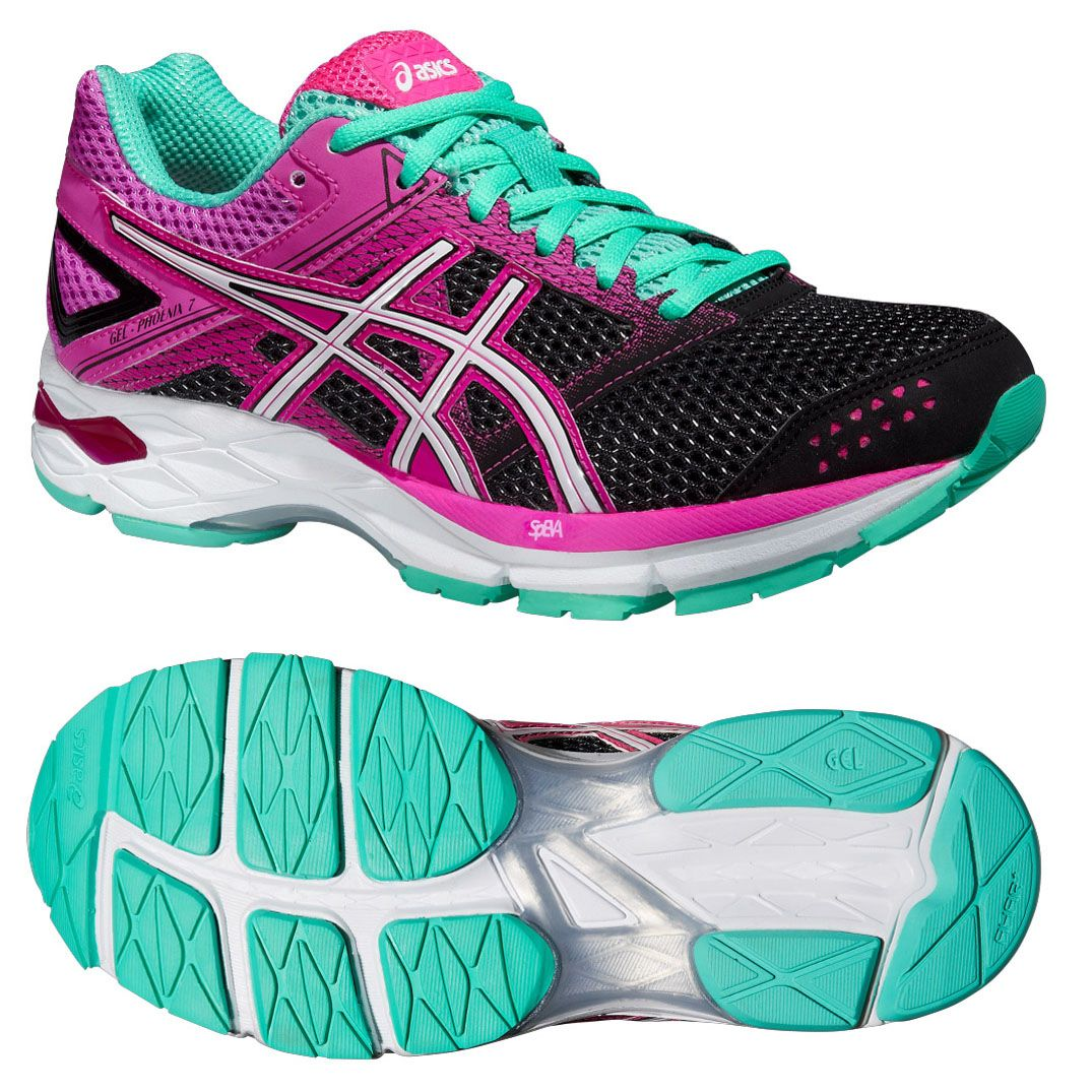 Womens Stability Running Shoes Asics