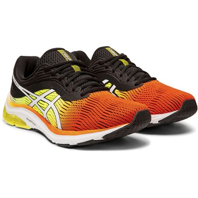 Asics Gel-Pulse 11 Mens Running Shoes - Angled