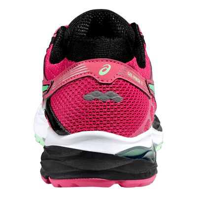 Asics Gel-Pulse 7 Ladies Running Shoes SS16 Back View