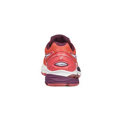 Asics Gel-Pulse 8 Ladies Running Shoes-heel