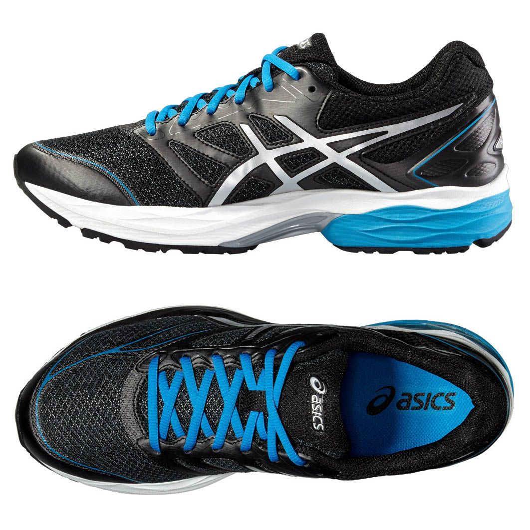 asics gel pulse 8 mens running shoes