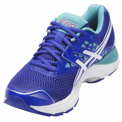Asics Gel-Pulse 9 Ladies Running Shoes - Angled