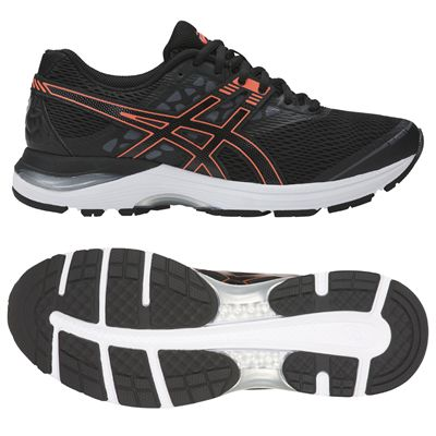 Asics Gel-Pulse 9 Ladies Running Shoes - Black