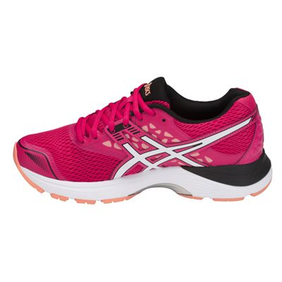Asics Patriot 9 Ladies Running Shoes - Side