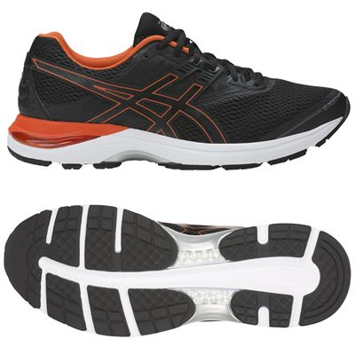 Asics Gel-Pulse 9 Mens Running Shoes - Black