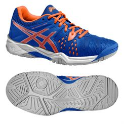 Asics Gel-Resolution 6 GS Junior Tennis Shoes