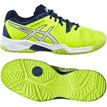 Asics Gel-Resolution 6 GS Junior Tennis Shoes