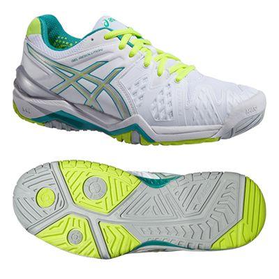 Asics Gel-Resolution 6 Ladies Tennis Shoes