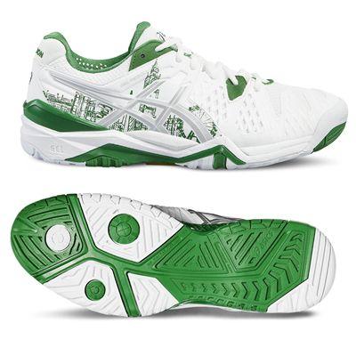 Asics Gel-Resolution 6 LE London Mens Tennis Shoes