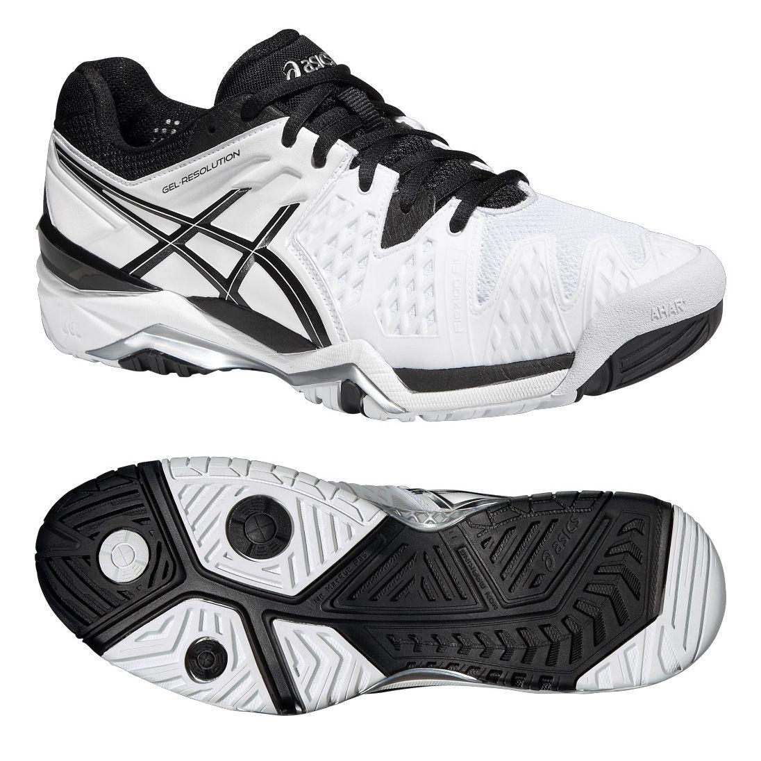 Asics Gel Resolution Mens Tennis Shoes