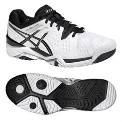 Asics Gel-Resolution 6 Mens Tennis Shoes SS16