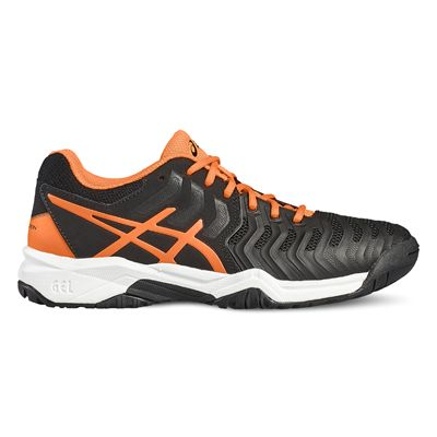 Asics Gel-Resolution 7 GS Boys Tennis Shoes-angle