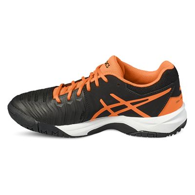 Asics Gel-Resolution 7 GS Boys Tennis Shoes-side