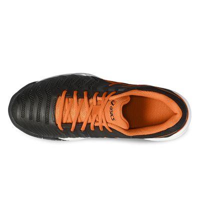 Asics Gel-Resolution 7 GS Boys Tennis Shoes-top