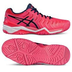 Asics Gel-Resolution 7 Ladies Tennis Shoes