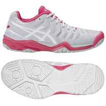 Asics Gel-Resolution 7 Ladies Tennis Shoes AW17