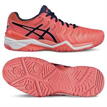 Asics Gel-Resolution 7 Ladies Tennis Shoes SS17