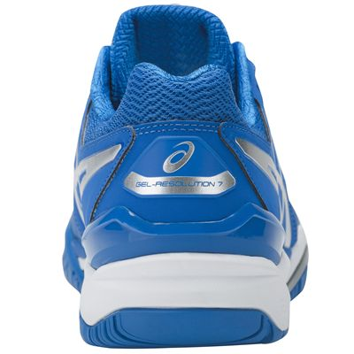 Asics Gel-Resolution 7 Mens Tennis Shoes-back