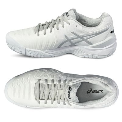 Asics Gel-Resolution 7 Mens Tennis Shoes - Alt. View