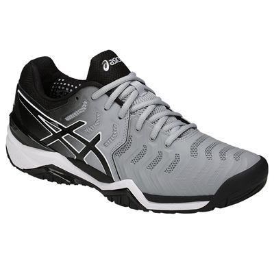 Asics Gel-Resolution 7 Mens Tennis Shoes SS18 - Angled2