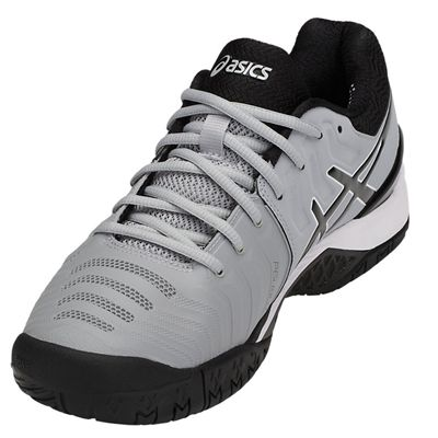 Asics Gel-Resolution 7 Mens Tennis Shoes SS18 - Angled