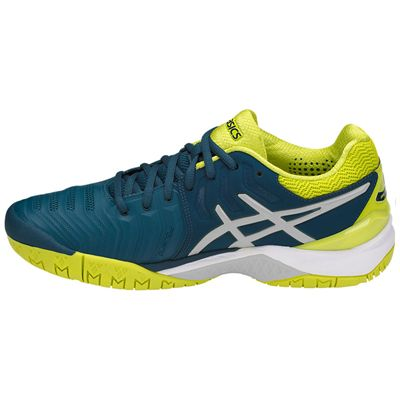 Asics Gel-Resolution 7 Mens Tennis Shoes SS18 - Side