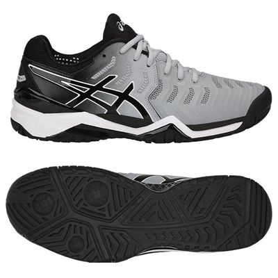 Asics Gel-Resolution 7 Mens Tennis Shoes SS18